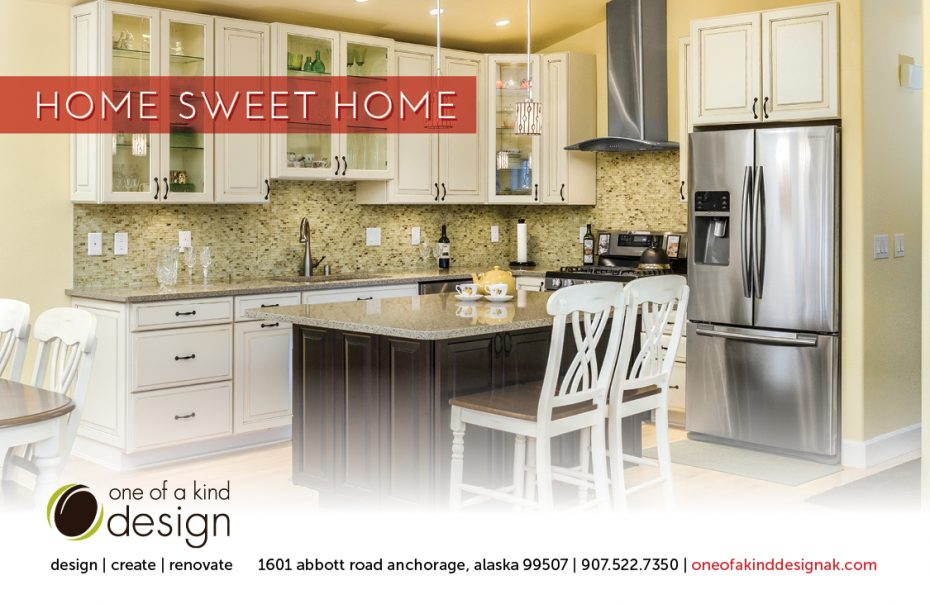 One of a Kind Design print ad 02