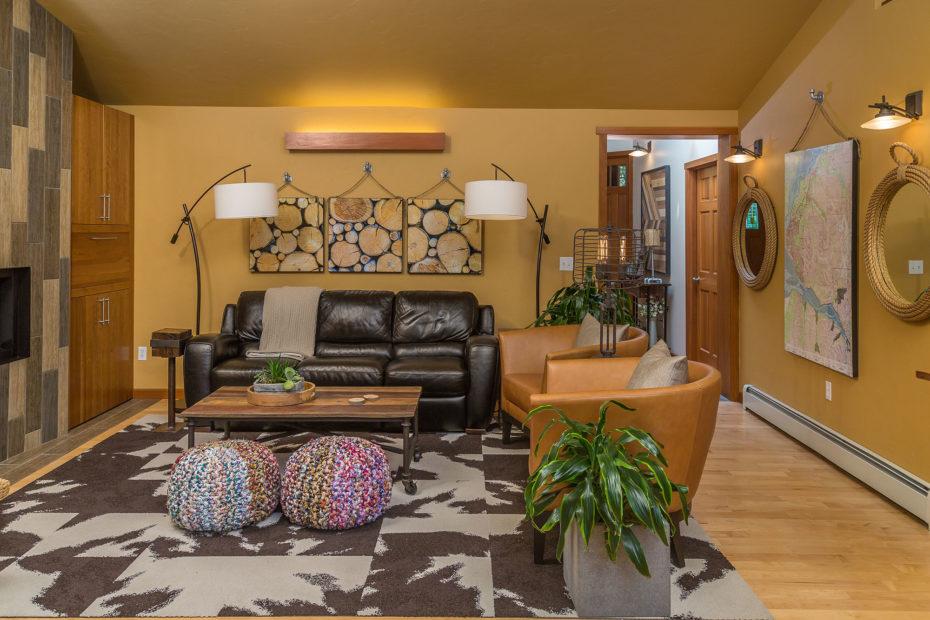 Sears living room