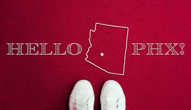 Hello PHX!