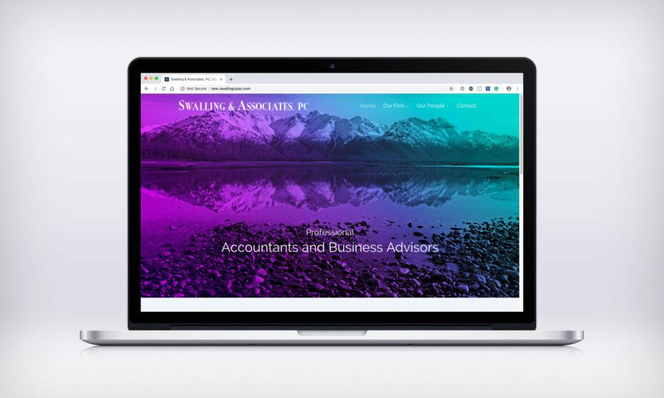 Swalling & Associates Website