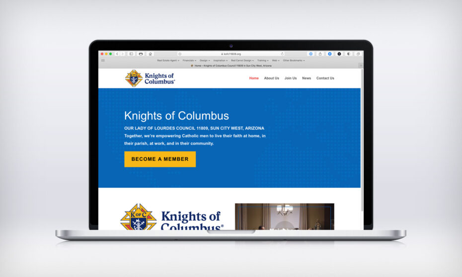 Knights of Columbus Council 11809 website